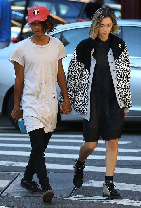ジェイデン・スミス&サラ・シュナイダーのおしゃれすぎるカップルコーデ7選 - Yahoo! BEAUTY