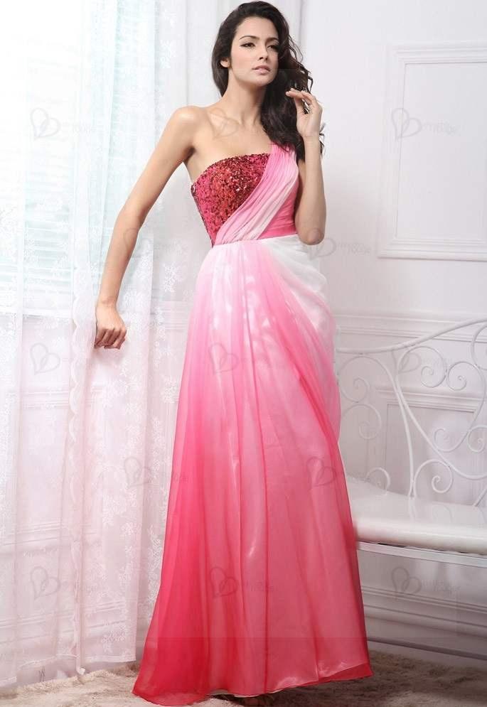 39 best vestidos images on Pinterest | Evening dresses, Evening ...
