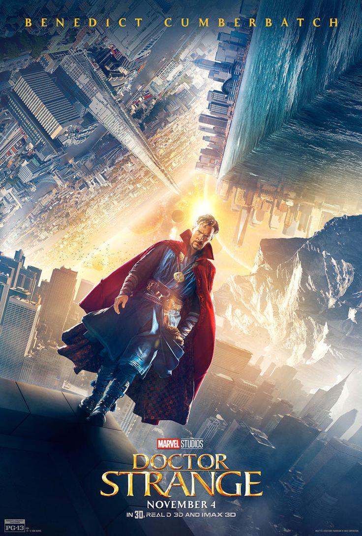 Doutor Estranho - Revelado o incrível trailer final do filme! - Legião dos Heróis