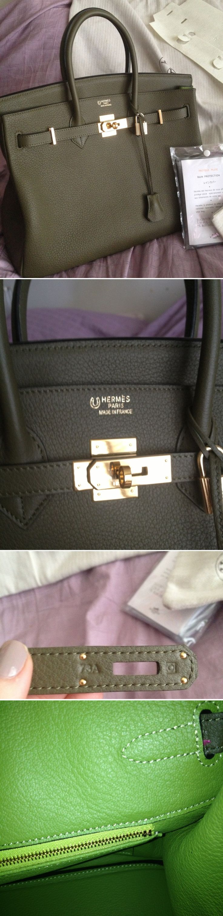 Is this an authentic or fake hermes birkin are you good at authenticating bags