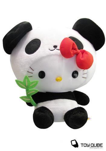 Hello Kitty Plush Panda