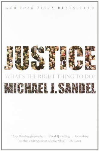 Justice: What's the Right Thing to Do?: Michael J. Sandel: 8601300109954: AmazonSmile: Books