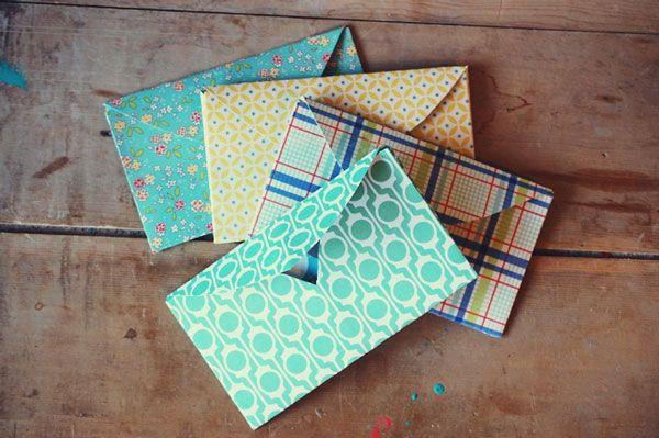 Fabriquer ses propres enveloppes mariage backgrounds - Faire ses propres stickers muraux ...