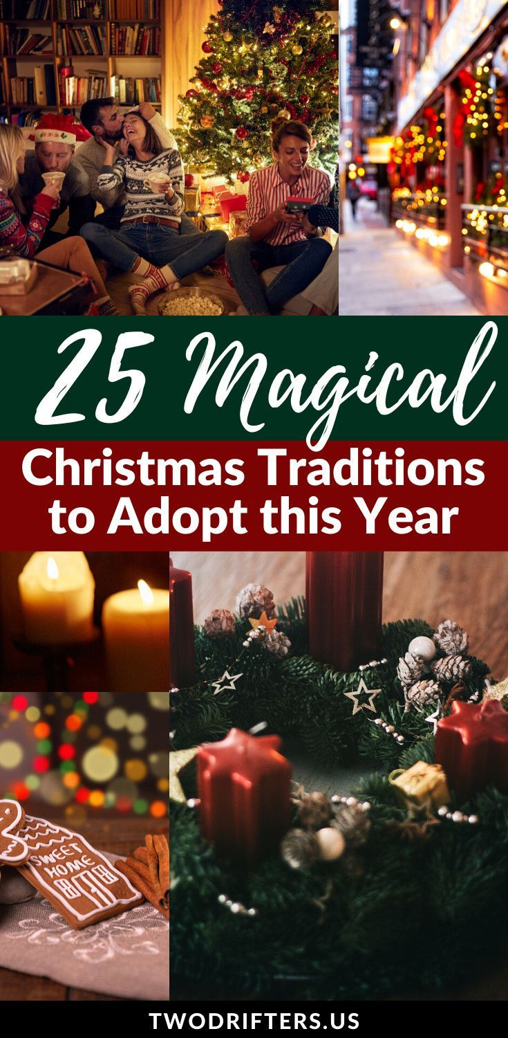 25 Festive Christmas Traditions For Couples Christmas Traditions Christmas Fun Christmas Couple