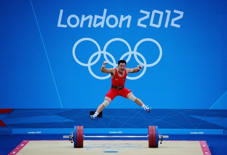 The 17 Best Photos from the London Olympics