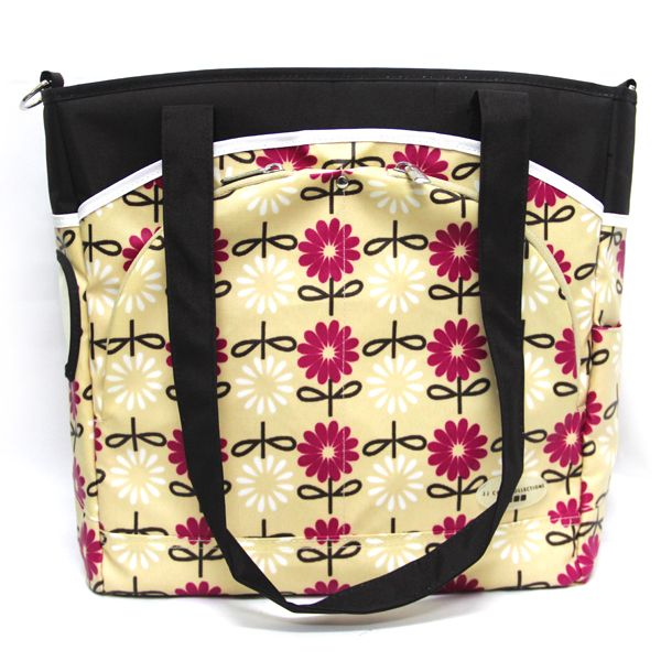 Bolso Pink Daisy by JJ Cole