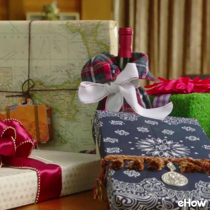 Christmas gift bows ideas