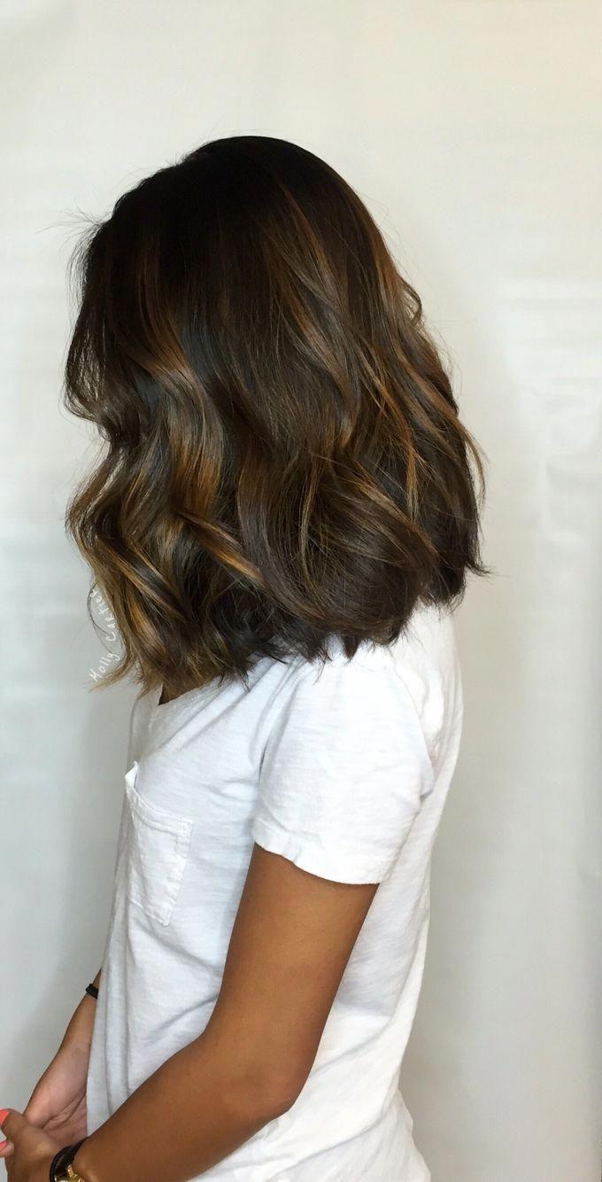 The Best Hair Color Ideas for Brunettes #haircolorideasforbrunettes