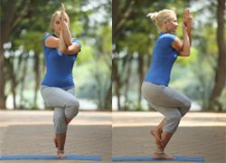 yoga poses for shoulders  unfreeze your shoulders  easy