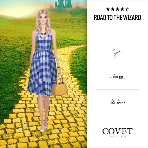 Covet Fashion - Wizard of Oz: Road to the Wizard (Dorothy) ✨4.74 (4.02 from votes)