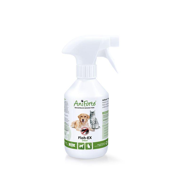 AniForte® Floh-EX SPRAY für Hunde und Katzen 250ml