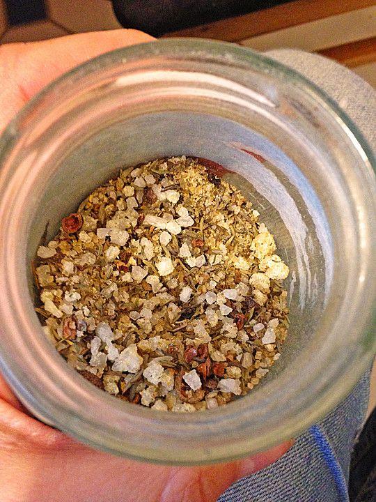 Karibik Würzmischung, ein schönes Rezept aus der Kategorie Gewürze/Öl/Essig/Pasten.