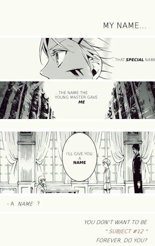 Finnian's Name - Black Butler
