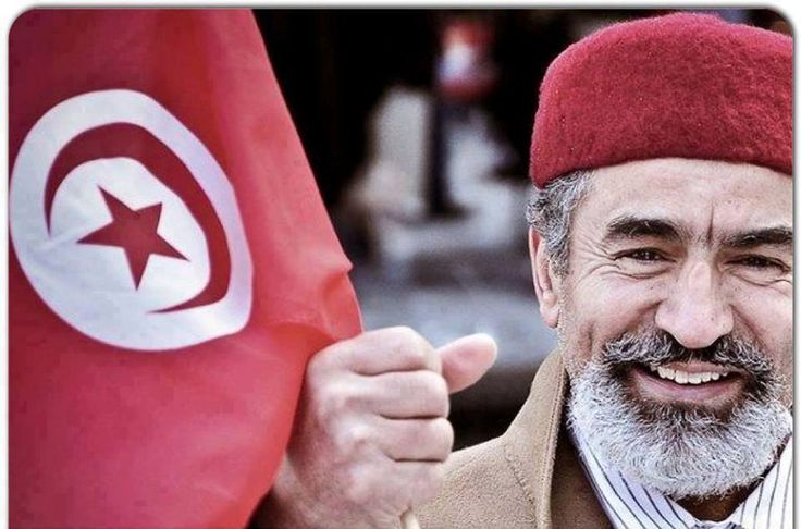 This Fez called Chechia is a Tunisian home made hat designed to be worn in special occassions.