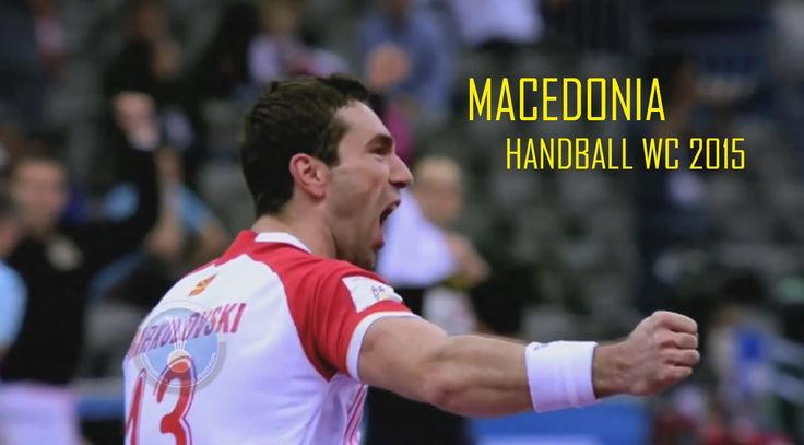 Macedonia - Handball WC 2015