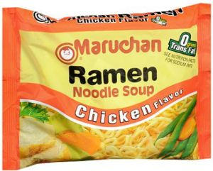 $0.50 off ANY 10 Maruchan Pillow Pack Ramen Coupon on http://hunt4freebies.com/coupons