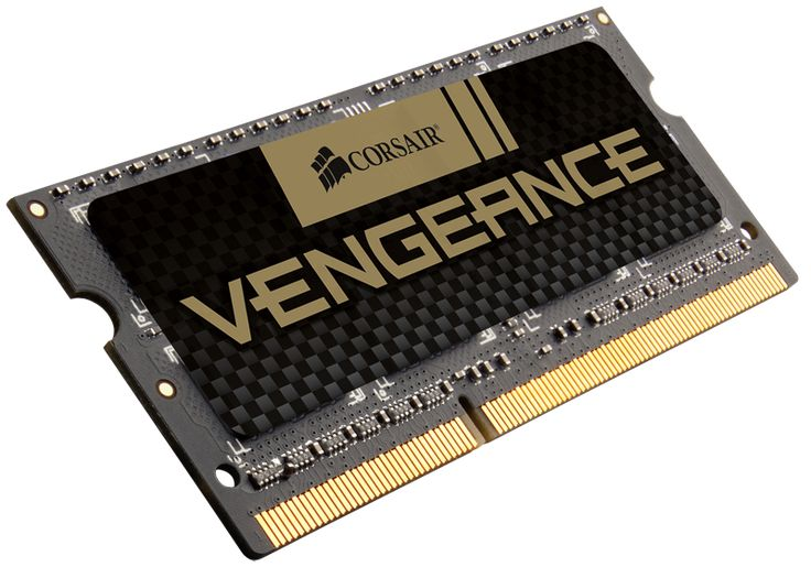 Vengeance® — 16GB High Performance Laptop Memory Upgrade Kit (CMSX16GX3M2A1600C10) RAM Bacbook pro 15