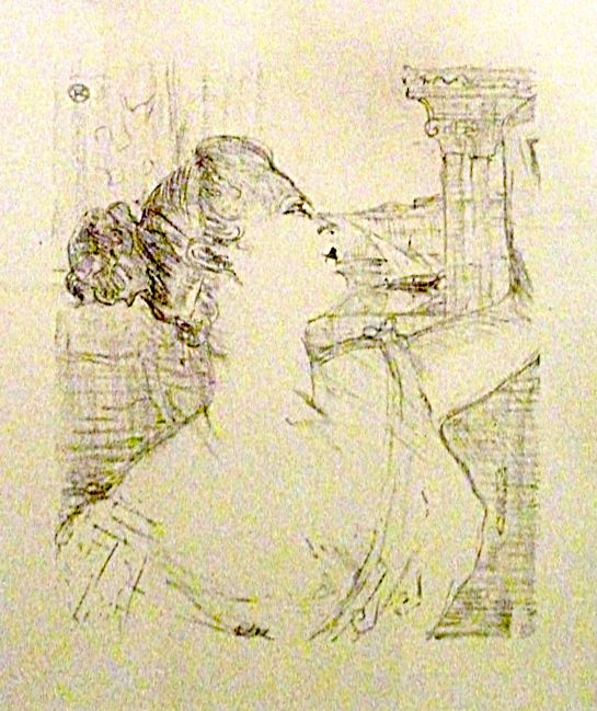 88 best images about henri toulouse lautrec on pinterest for Toulouse lautrec works