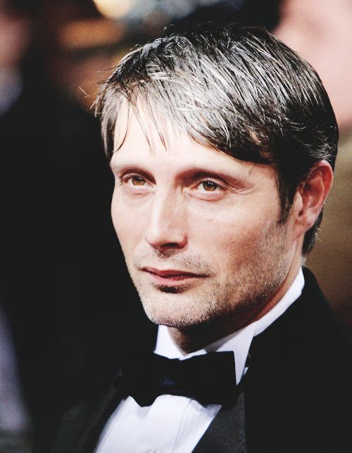 Mads Mikkelsen, not only Hannibal • mikkelsenmads: He is a fascinating actor with...