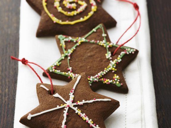 Schokoladensterne zu Weihnachten ist ein Rezept mit frischen Zutaten aus der Kategorie Plätzchen. Probieren Sie dieses und weitere Rezepte von EAT SMARTER!