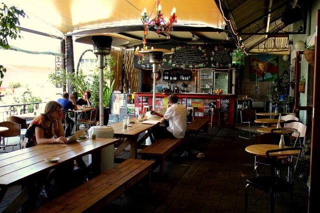 Favourite Fremantle bar, X-Wray