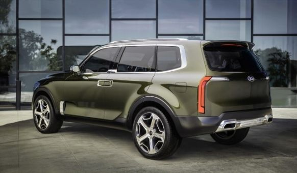 Kia Mohave 2020 Rumors Suv Kia Kia Motors