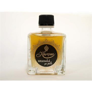 Cretan Raki-Tsikoudia with Honey 100ml KENTRIA Distillery
