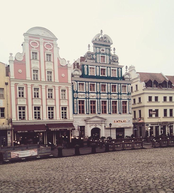Jugendstil in Szcecin, Poland