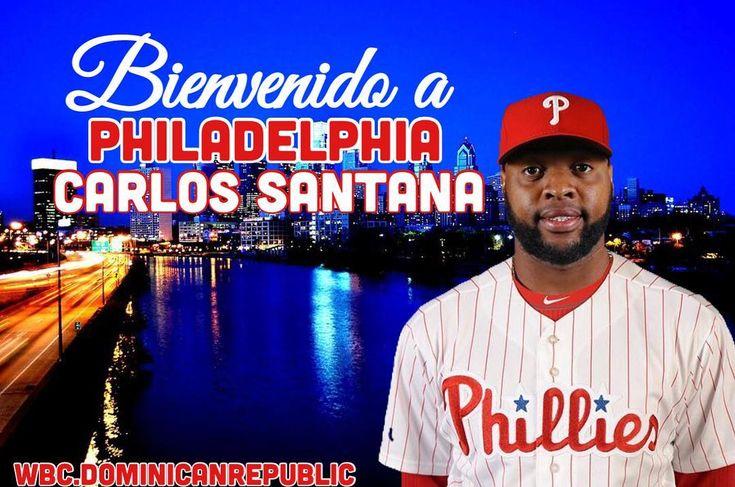 Buenas suerte en La Liga Nacional  @slamtana_41 #beisbol #dominicano #philadelphia #phillies #mlb #baseball