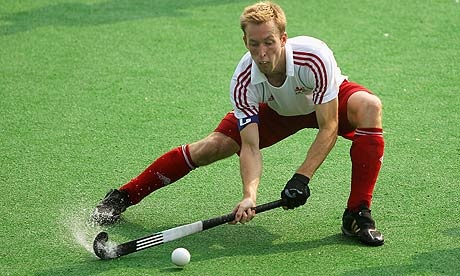Barry Middleton - GB hockey captain