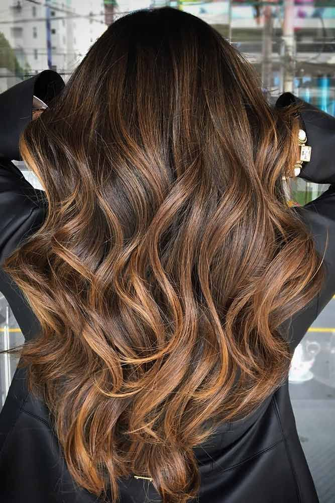 27 Fabulous Brown Ombre Hair Lovehairstyles Com Hair Styles Brunette Hair Color Balayage Hair