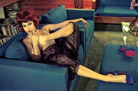 Eva Mendes pés mais bonitos mundo 2
