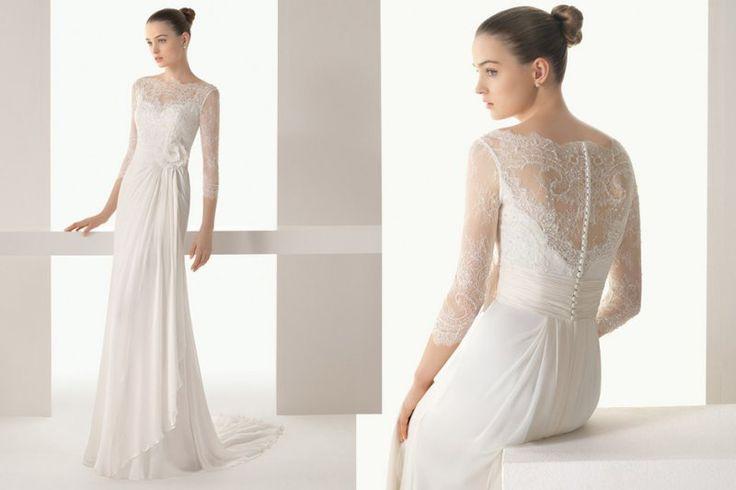 Свадебная коллекция ROSA CLARÁ 2015