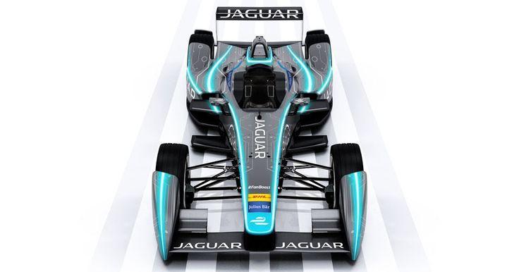 Jaguar Charges Up Formula E Driver Roster [w/Video] #Electric_Vehicles #Formula_E