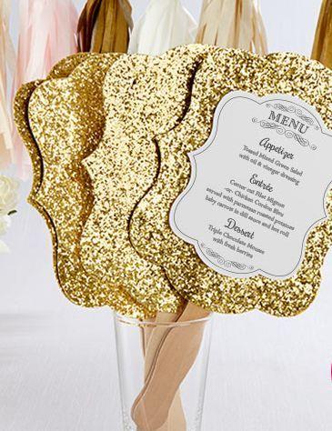 Sparkle Wedding Menus                                                                                                                                                                                 More