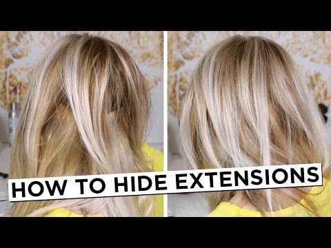 7 Heatless Hairstyles using Clip-in Hair Extensions - LUXURY FOR PRINCESS - YouTube