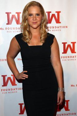 NEW YORK, NY - MAY 01:  Amy Schumer attends the Ms. Foundation Women Of Vision Gala 2014 on May 1, 2014 in New York City.  (Photo by Astrid ...