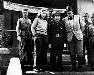 Martha Ellis Gellhorn (November 8, 1908 – February 15, 1998) was an American novelist, travel writer, and journalist, considered one of the greatest war correspondents of the 20th century. She reported on virtually every major world conflict that took place during her 60-year career. Gellhorn was also the third wife of American novelist Ernest Hemingway, from 1940 to 1945. At the age of 89, ill and almost completely blind, she committed suicide. The Martha Gellhorn Prize for Journalism