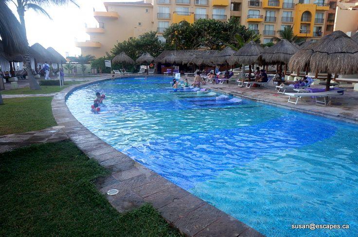 Paradisus Cancun, kids pool