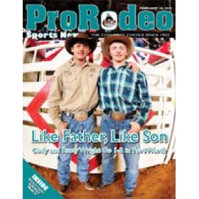 Professional Rodeo Cowboys Association (PRCA)  Official site. Features news, competitors, membership information, competitions, standings, committees, results and National Finals Rodeo...