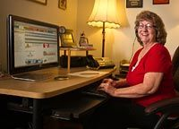 Great Work-at-Home Jobs for Retirees   http://www.aarp.org/work/working-after-retirement/info-01-2011/great-work-at-home-jobs-for-retirees.html