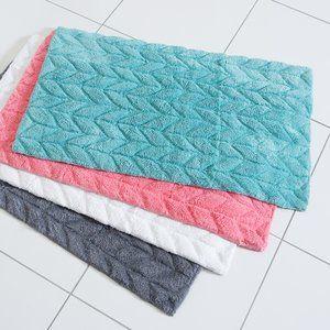 Weave Tufted Bath Mat