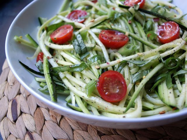 1000+ images about Spiralized Foods on Pinterest | Zucchini noodles ...