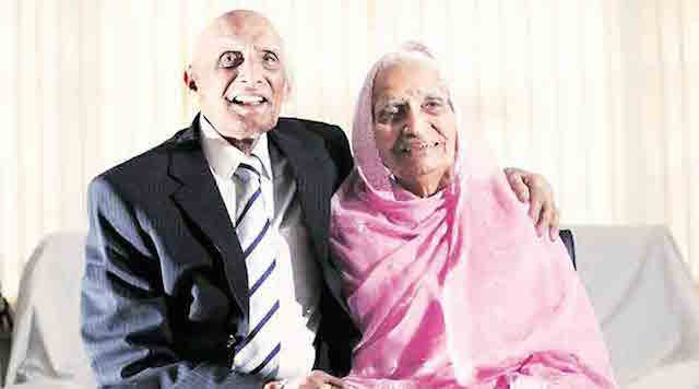 The husband responsible for what is believed to be the world's longest marriage has just passed away after 90 happy years with his wife Katari.