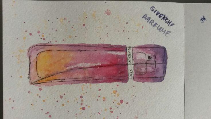 Флакон Givenchy