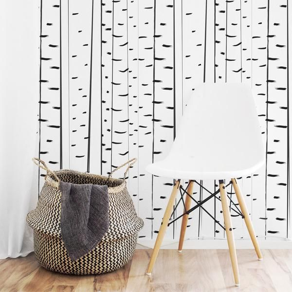 Best Modern Birch Tree Removable Wallpaper Tree Removable Wallpaper Tree Wallpaper Bedroom Tree 400 x 300