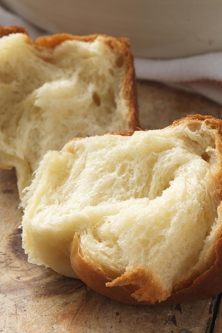 "From King Arthur Flour: ""Japanese Milk Bread Rolls Recipe"""