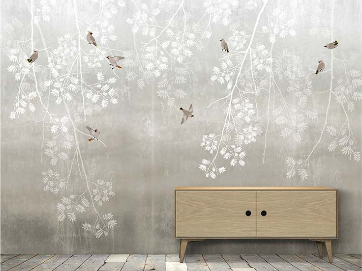 Scandinavian Surface - Bohemian-Birds,beige. Beige WallpaperWallpaper  DecorWallpaper ...