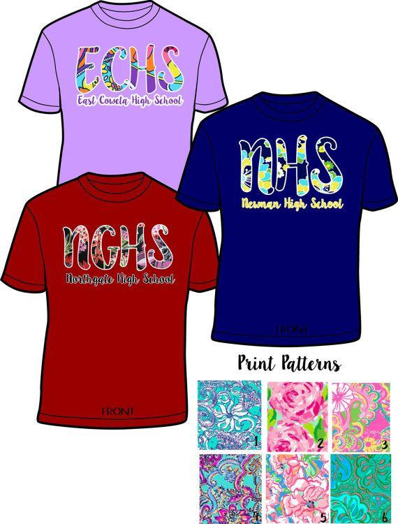 Best 25 School Spirit Shirts Ideas On Pinterest Spirit