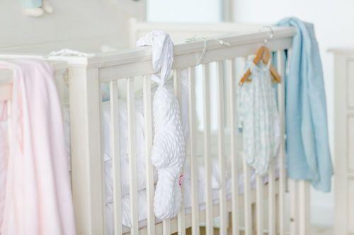 Baby Nathan and Sophia – Baby Belle - Beautiful Baby Interior Nursery - Ballarina Cot